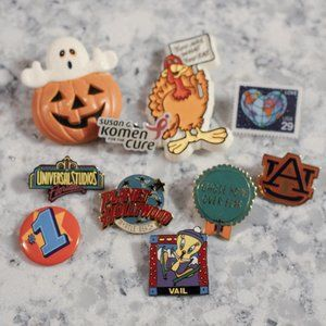 [5/$25] Lot of Retro Vintage Pins